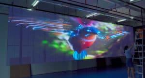20.25sqms transparent led display9